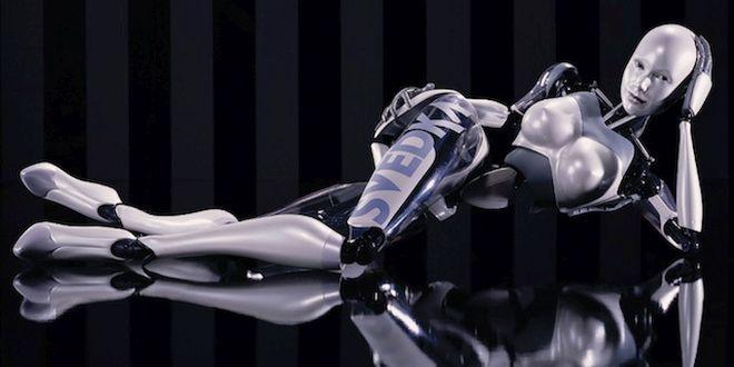 El sexo con robots será una realidad más pronto de lo crees y desplazará  al sexo normal