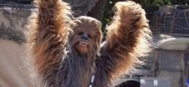 A Chewbacca le sentó muy mal haberse pasado al lado oscuro de la fuerza