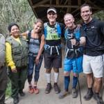 Un atleta ciego fue el primer discapacitado en conquistar una difícil travesía hacia Machu Picchu