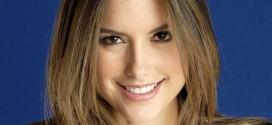 La presentadora Daniela Pinedo mostró su pancita de embarazada por primera vez