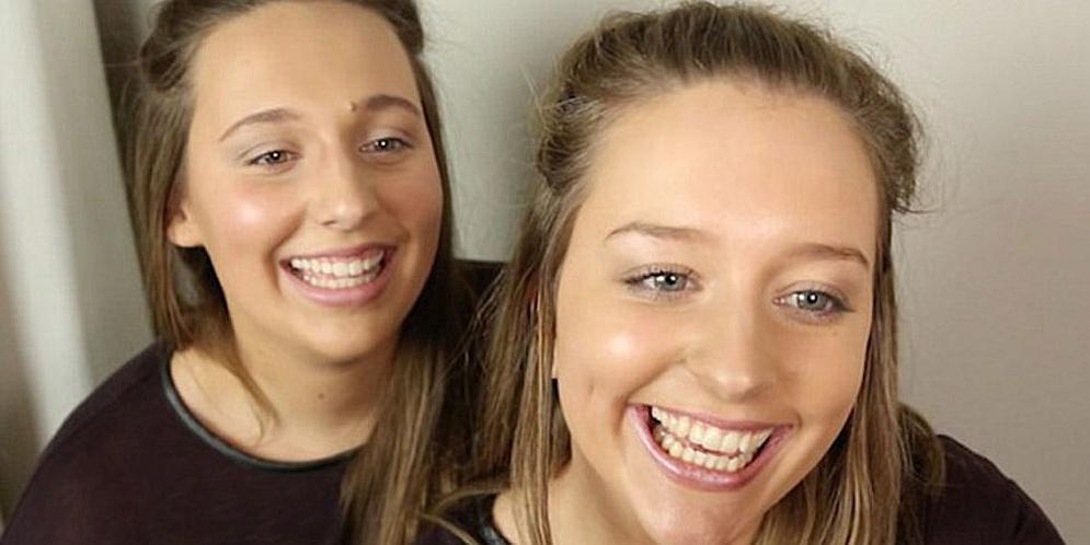 descubrieron que eran gemelas