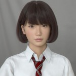 imágenes de una niña japonesa han causado impacto en las redes sociales