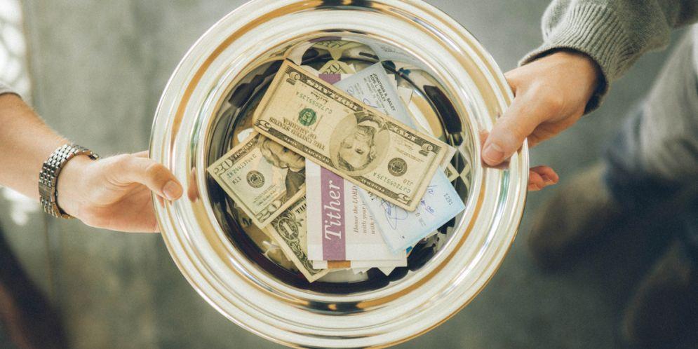 acto de generosidad