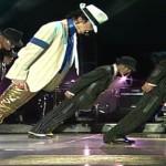 inclinación antigravedad de Michael Jackson