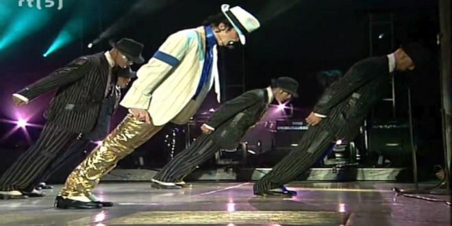 Este es el secreto de la famosa inclinación antigravedad de Michael Jackson