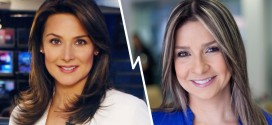 Video exclusivo: ¿por qué Silvia Corzo mira tan raro durante la despedida de Vicky Dávila?
