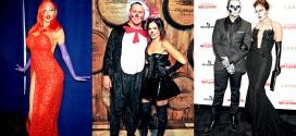 Fotos: Así se disfrazaron las celebridades para celebrar la fiesta de Halloween