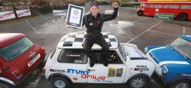 Asombroso video: este es el hombre que mejor se estaciona en el mundo… ¡y a toda velocidad!