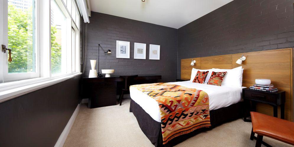los lugares más sucios de los cuartos de hotel