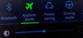 6 usos que puedes darle al modo avión de tu celular y que no tienen que ver con vuelos