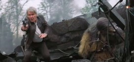 Han Solo en acción en el nuevo tráiler de Star Wars: el despertar de la fuerza
