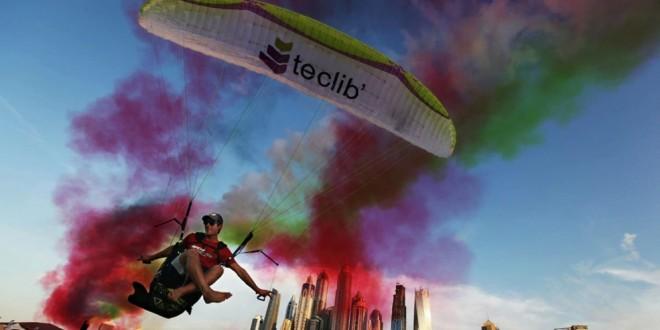Espectaculares fotos de los últimos Juegos Mundiales del Aire