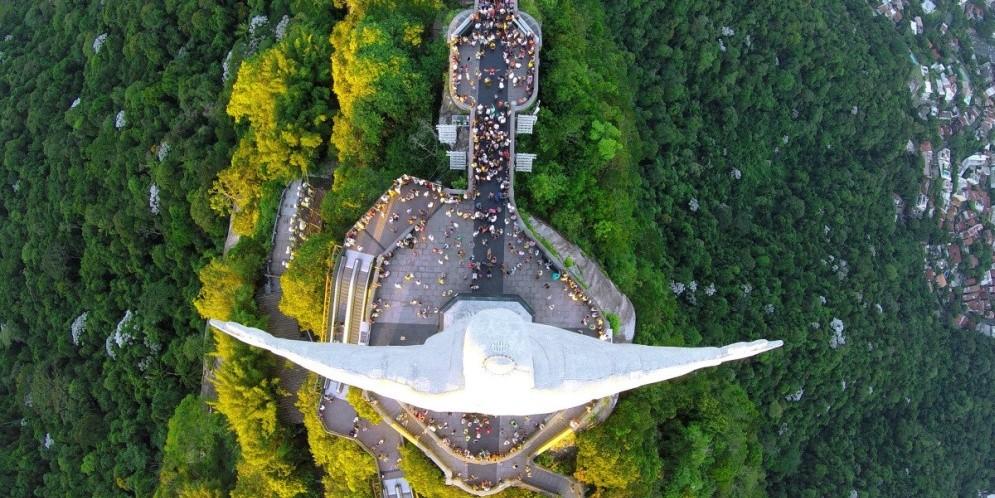 Estas son las mejores imágenes captadas con drones en el 2015