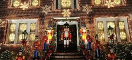 Estas son las deslumbrantes decoraciones navideñas que causan sensación en Estados Unidos