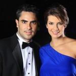 noviazgo de Carolina Cruz y Lincoln Palomeque