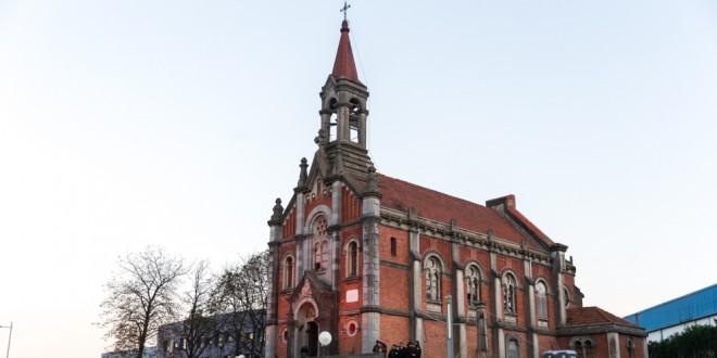 Una capilla de 100 años de antigüedad se convierte en el templo de un deporte moderno