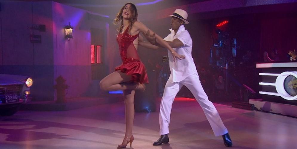 Daniela Ospina en Bailando con las Estrellas
