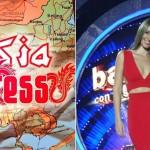 asia express vs bailando con las estrellas rating en Colombia