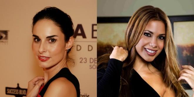 ¿'Maldición' en La Viuda Negra 2? Ana Serradilla y Angeline Moncayo acabaron en el hospital