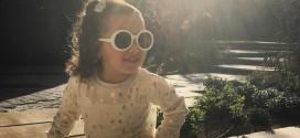 Video: reacción de la hija de Daniela Ospina y James Rodríguez viendo a mamá bailando en TV