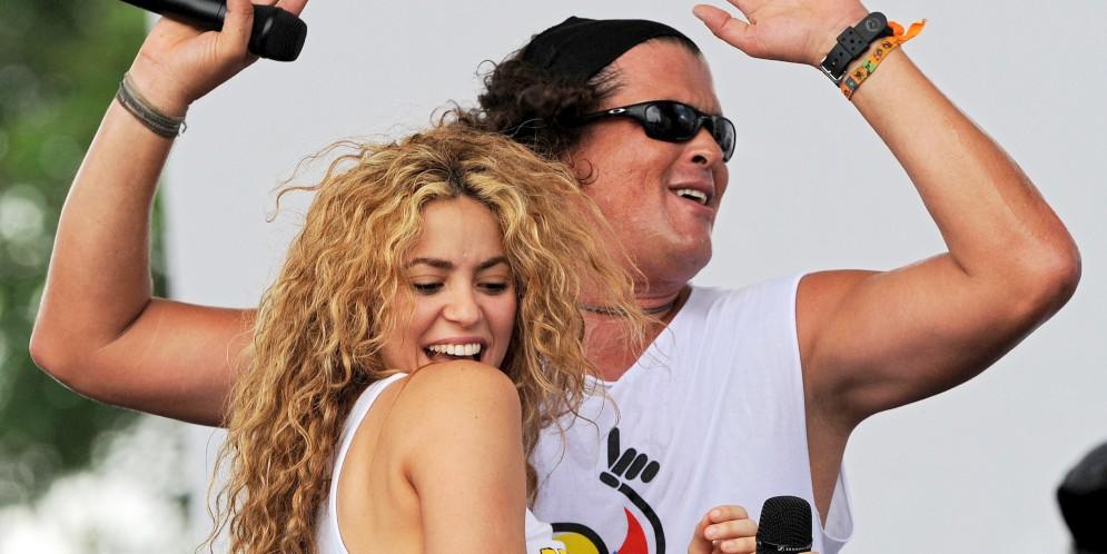 La bicicleta de Shakira y Carlos Vives