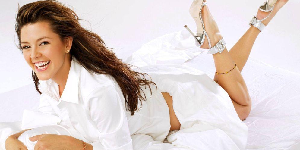 Miss Universo venezolana Alicia Machado