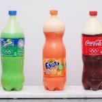 botellas de bebidas comestibles