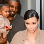 hijo de Kim Kardashian, Saint West