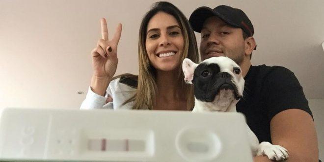 Carolina Soto está embarazada. Mira la foto que compartió