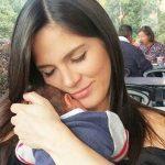 bebe de Mabel Cartagena