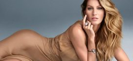 Así era la famosa modelo brasilera Gisele Bündchen a los 15 años