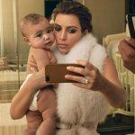 hijo de Kim Kardashian