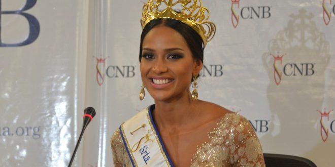 Video: esta fue la polémica respuesta de la Señorita Colombia, Andrea Tovar