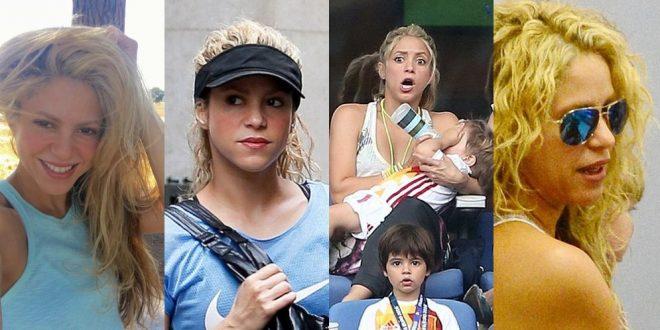 [Fotos] Especial Shakira 2016. ¡Sus mejores imágenes!