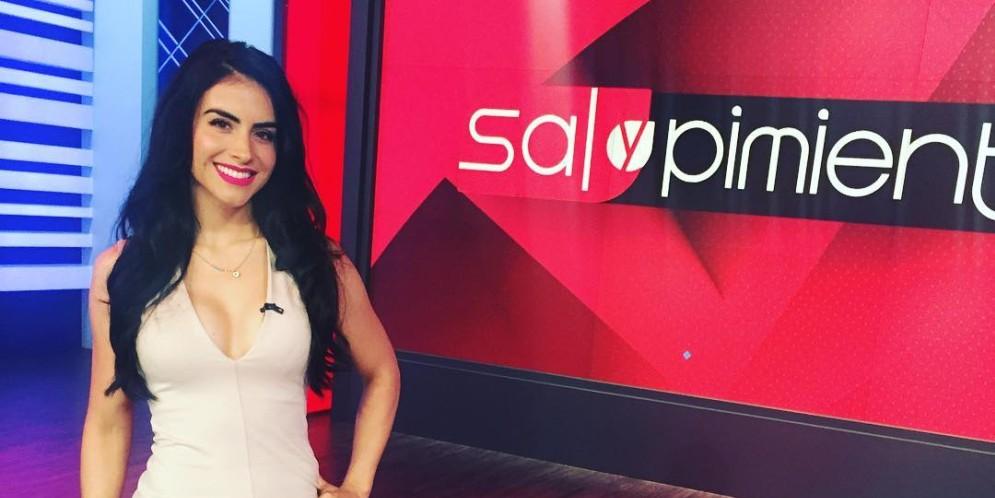 Jessica Cediel en Sal y Pimienta