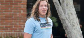Ahora con el cabello corto, el hijo de Arnold Schwarzenegger, Joseph Baena se parece aún más a su padre