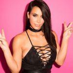 piel de Kim Kardashian
