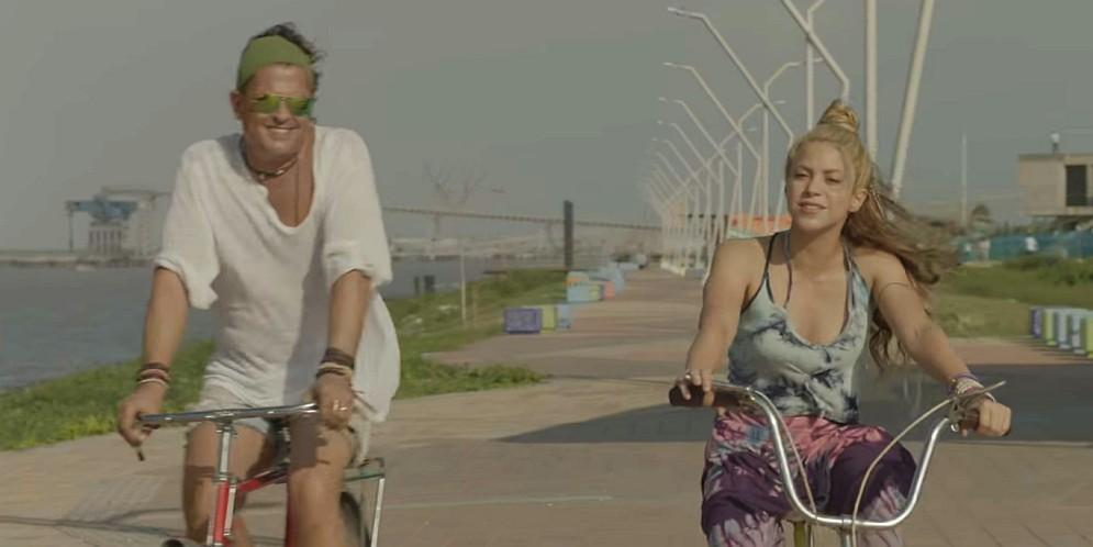 video de la bicicleta
