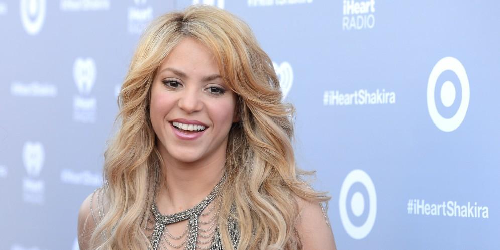 abdominales de Shakira