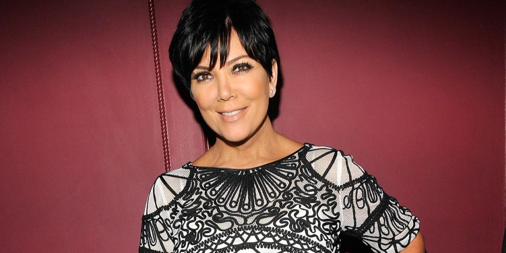 accidente de Kris Jenner