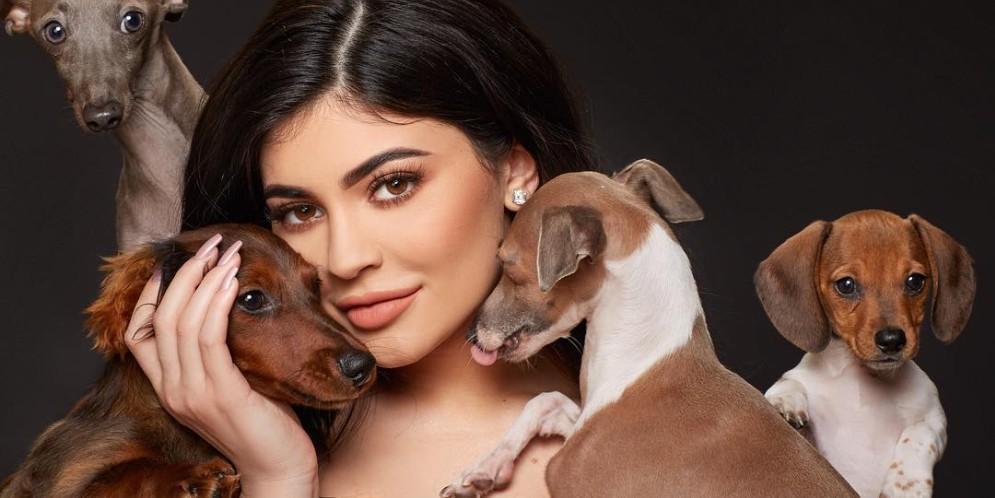 implantes de senos de Kylie Jenner