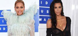 Beyoncé y Kim Kardashian dominaron la alfombra roja en los Premios MTV Video Music Awards 2016