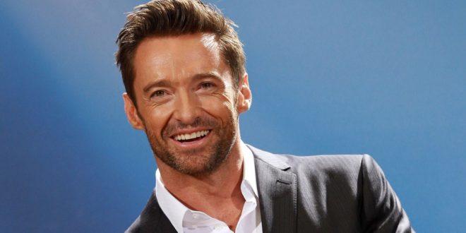 A diferencia de su personaje, el actor de Wolverine si envejece. Foto de Hugh Jackman envejecido