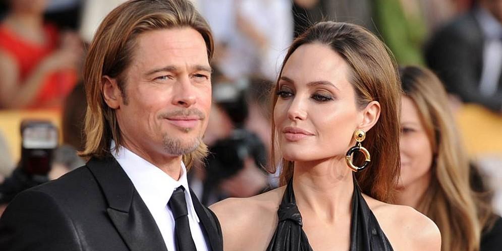 divorcio de Angelina Jolie y Brad Pitt