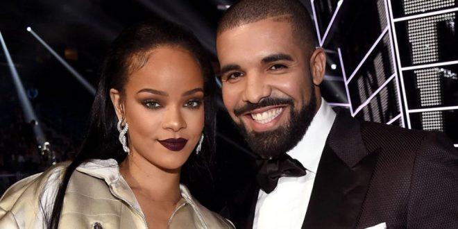 Fotos de Rihanna y Drake muy cariñosos luego de la declaración pública de amor del cantante