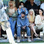 desfile de Kanye West