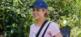 [Video] Así sorprendió Shakira jugando tenis