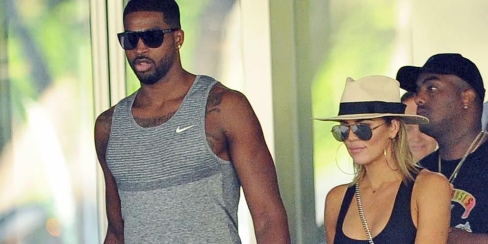 nueva pareja de Khloe Kardashian