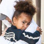 Kim Kardashian y sus hijos