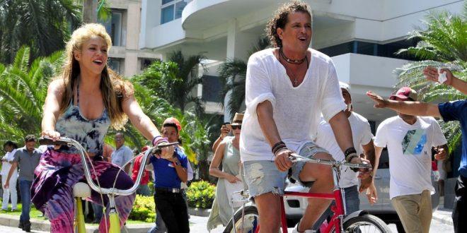 A pesar de que La Bicicleta está nominada, Shakira no estará en los Grammy Latinos